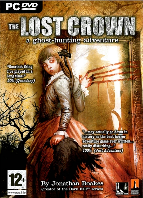 lost crown cover