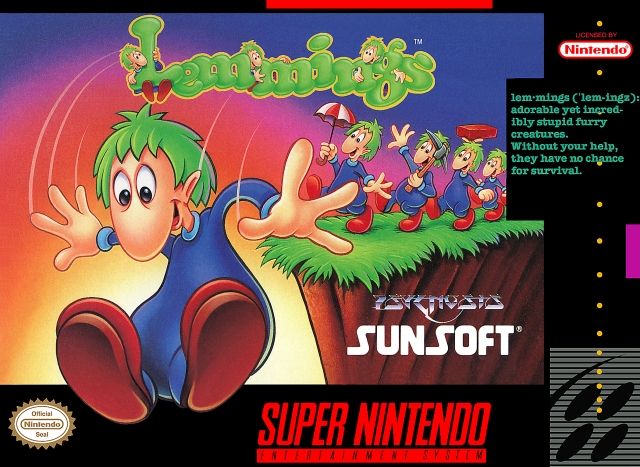 lemmings_us_box_art