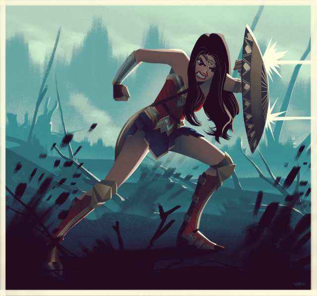 wonder_woman_in_no_man_s_land_by_lenadrofranci-dbc38vl